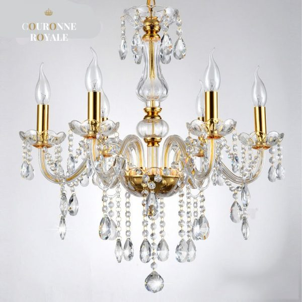 Lustre pampille